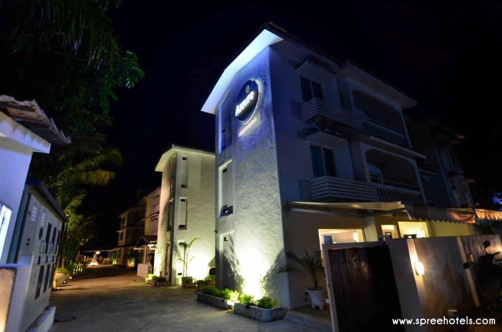 Night Shot Azzure by Spree North Goa